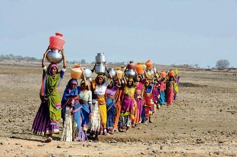 UNESCO water scarcity
