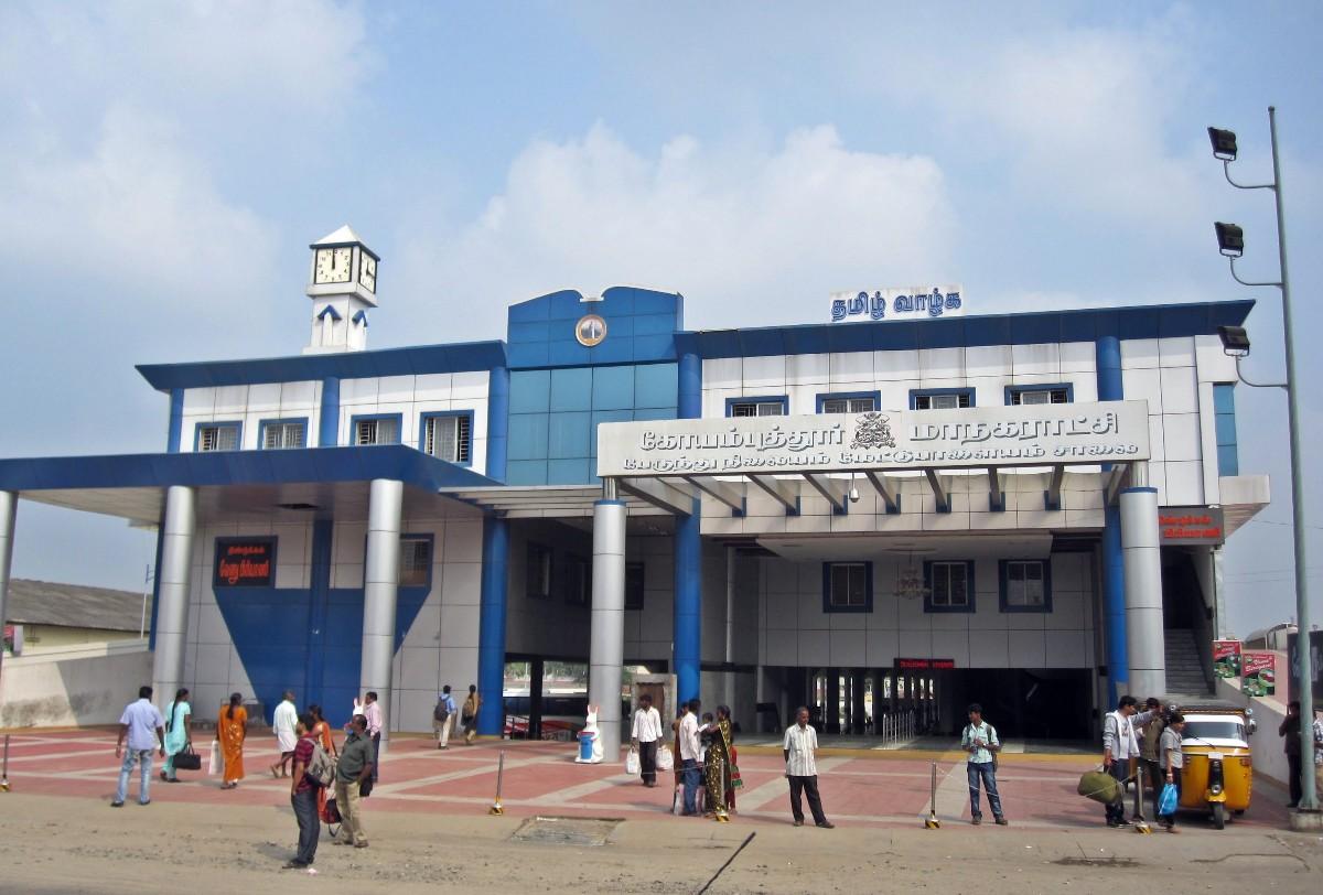 Coimbatore Bus Depots