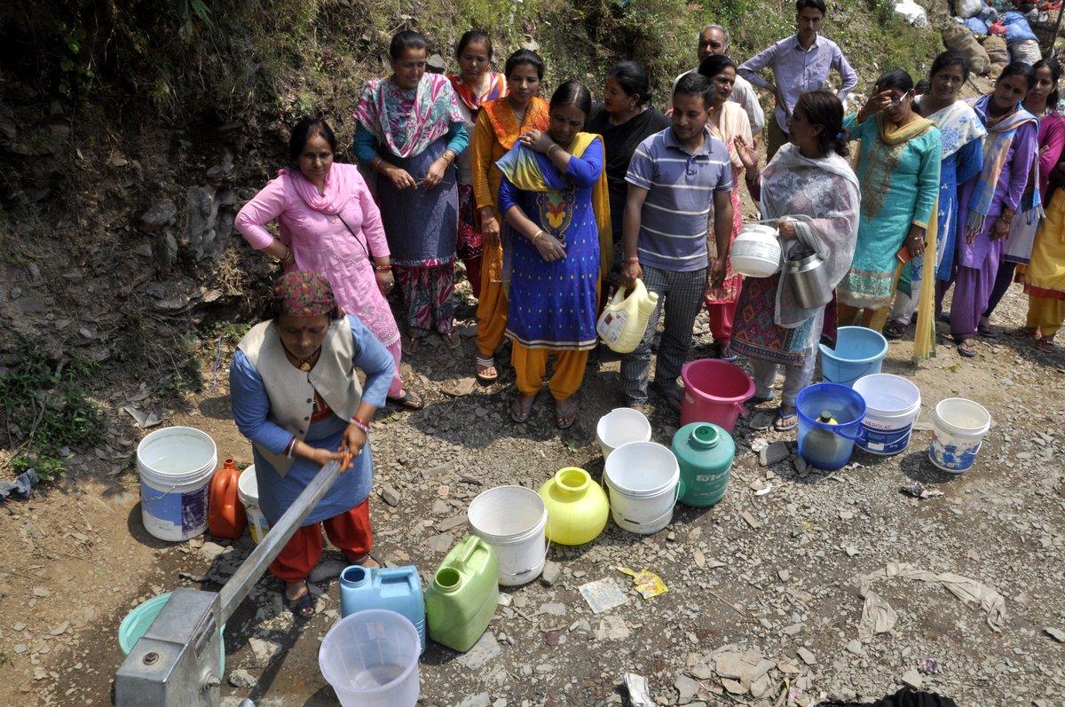 Water Crisis Shimla