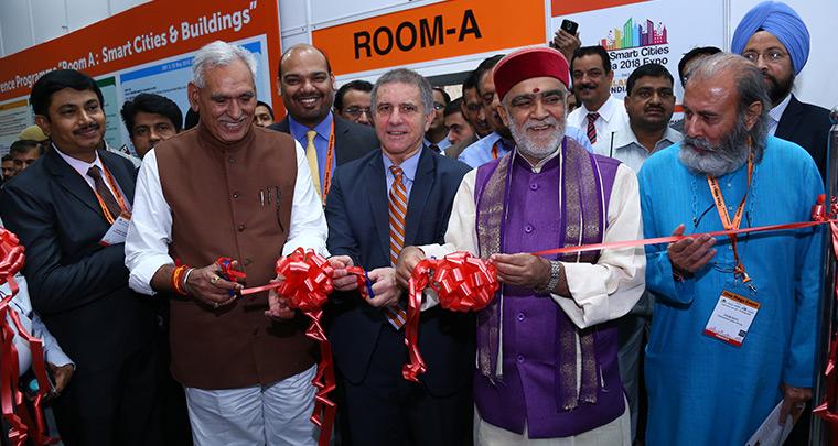 Smart Cities India 2018