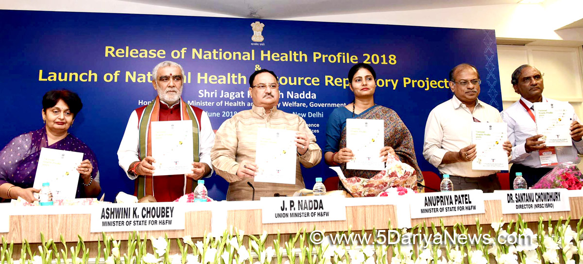 National Health Profile