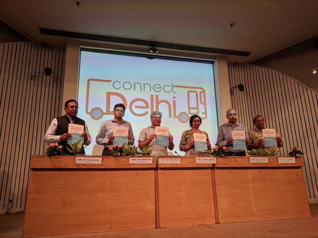 Connect Delhi Initiative
