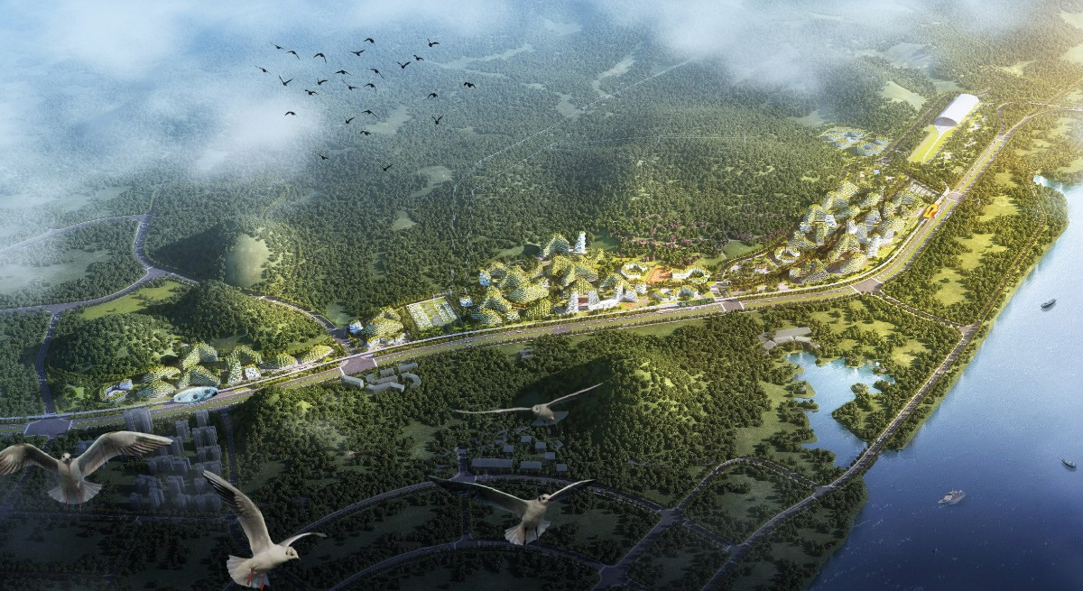 China Forest City