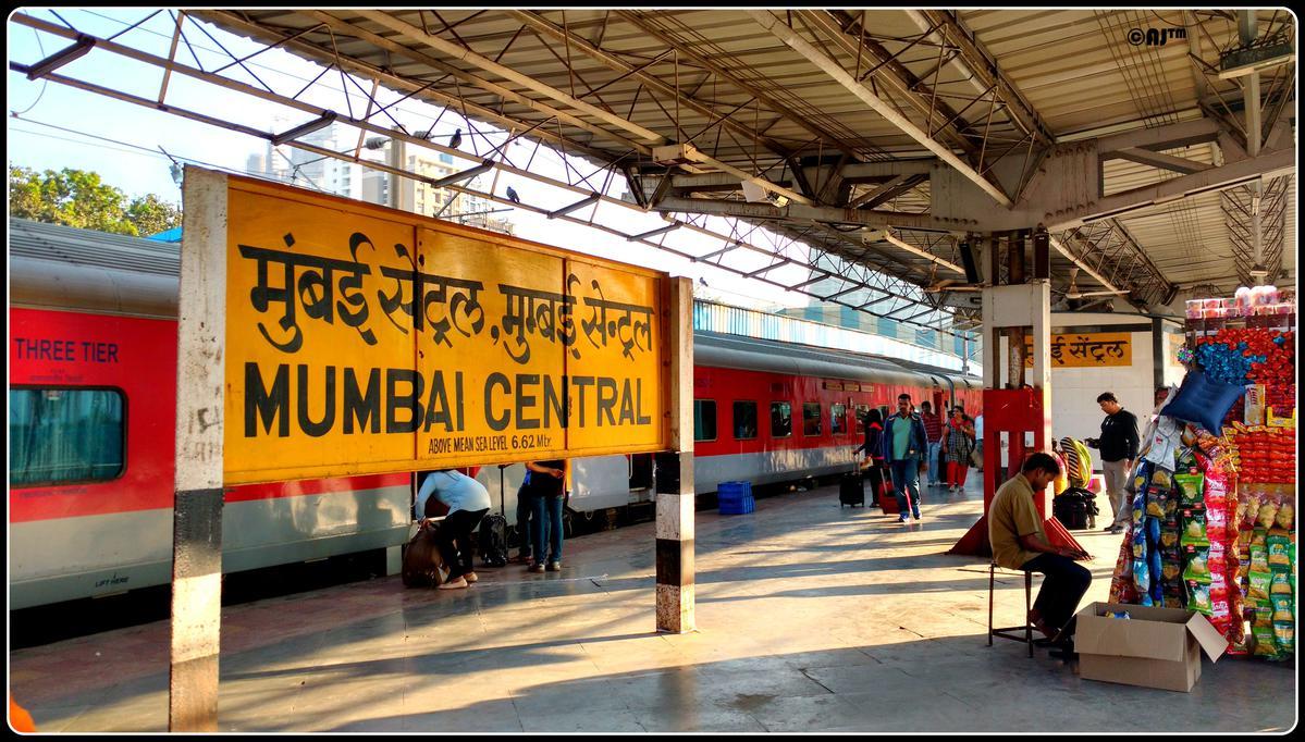 Mumbai Railway Helpline