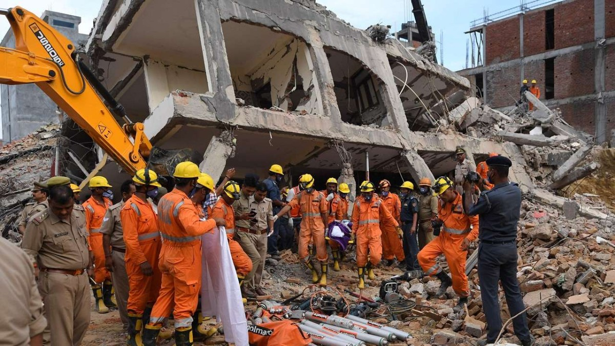 NDRF Rescue