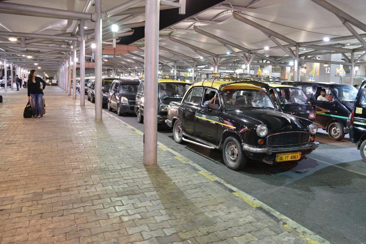 Delhi Taxi fare rise