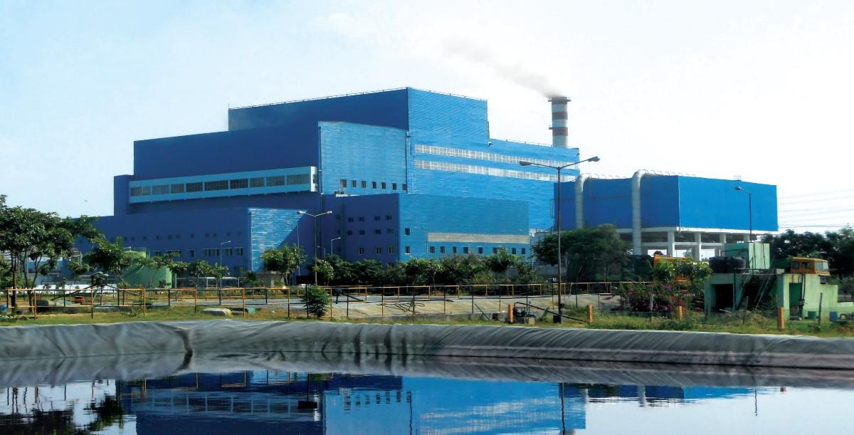 Energy Plant Delhi