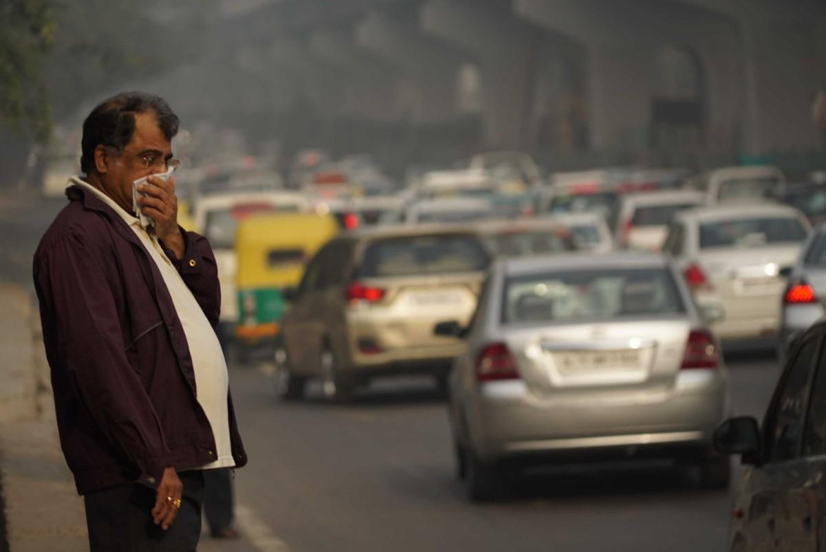 vehicular pollution