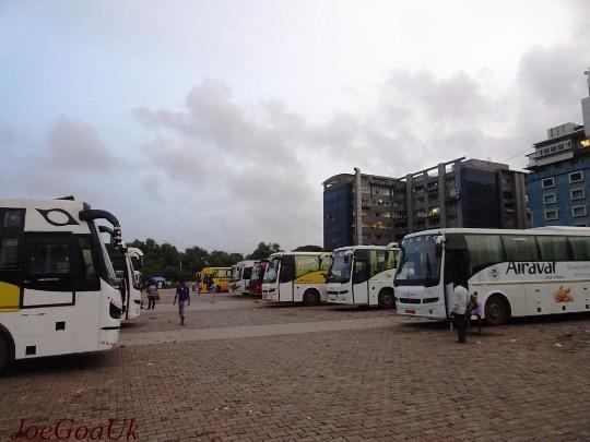 Panaji Bus Terminus