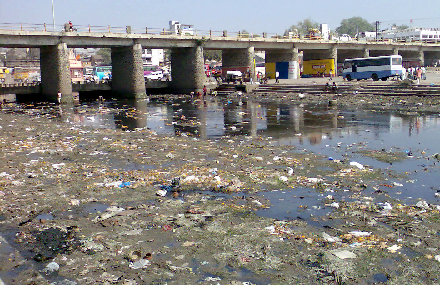 Maharashtra-River-Water-Bodies-pollution