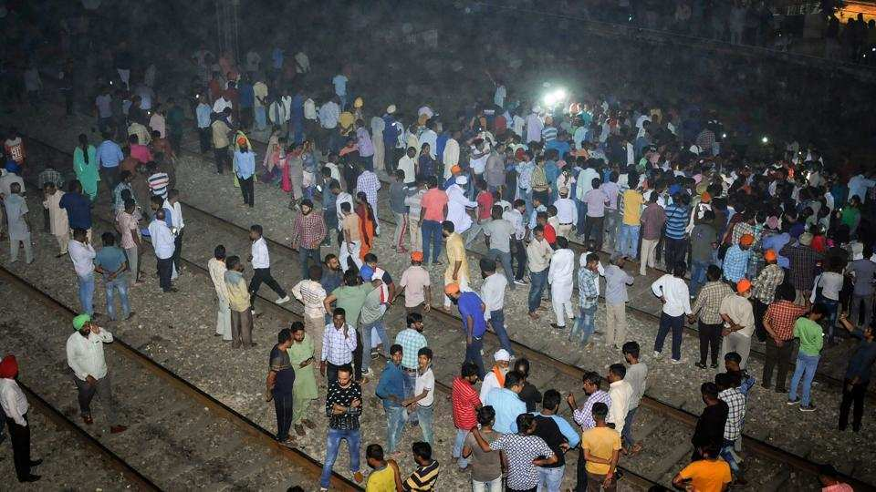 amritsar train accident