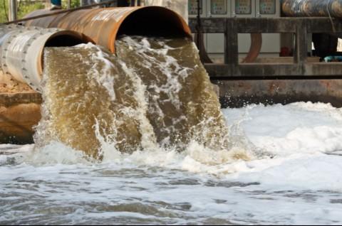 Ganga Water Pollution