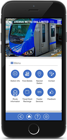 CMRL-mobile-app-user-friendly