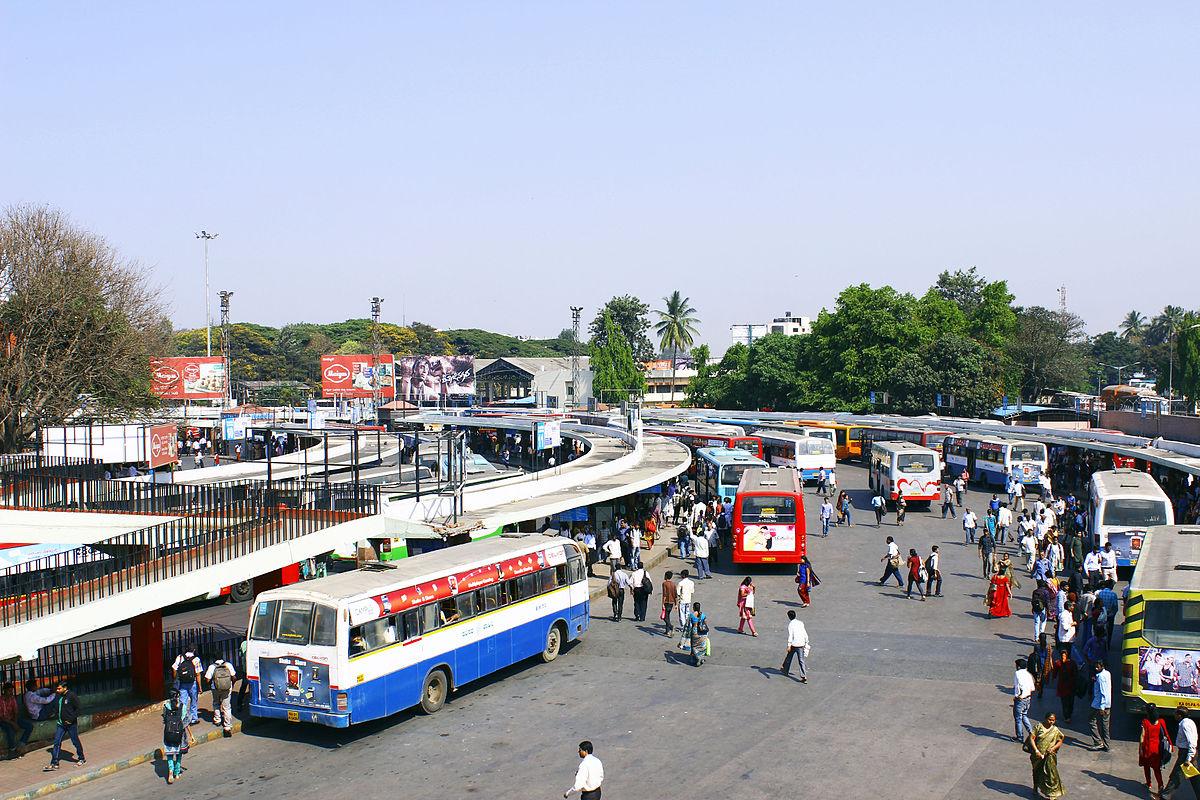 Bus bays