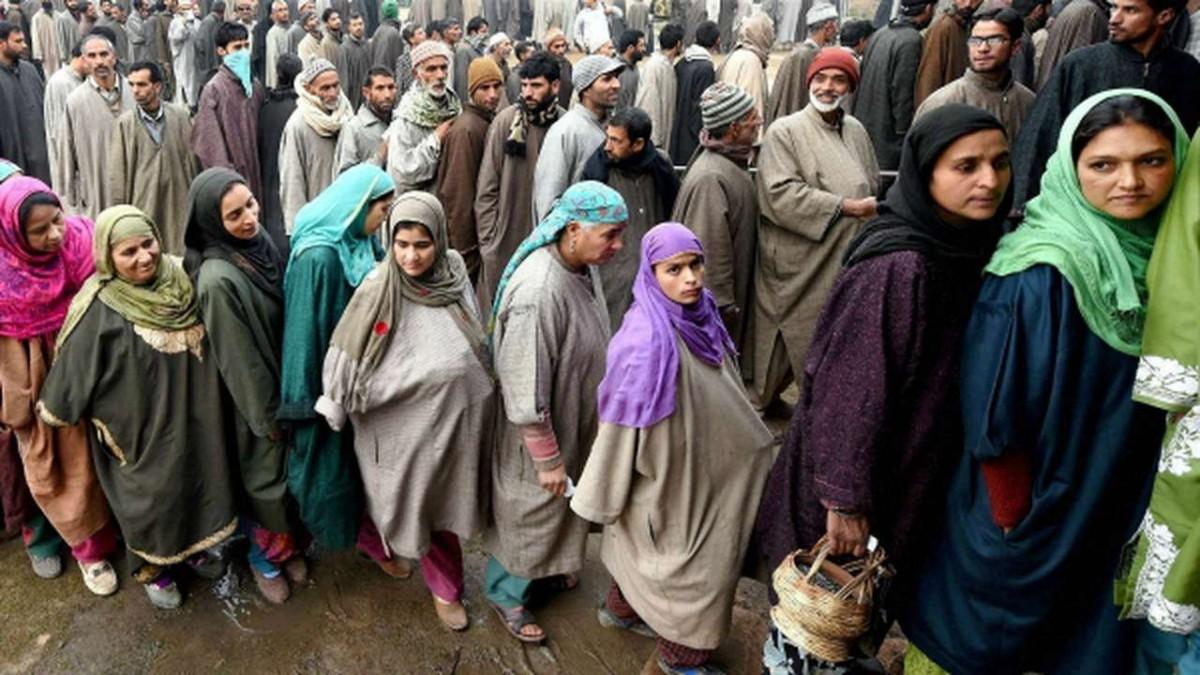 Jammu Kashmir Panchayat polls