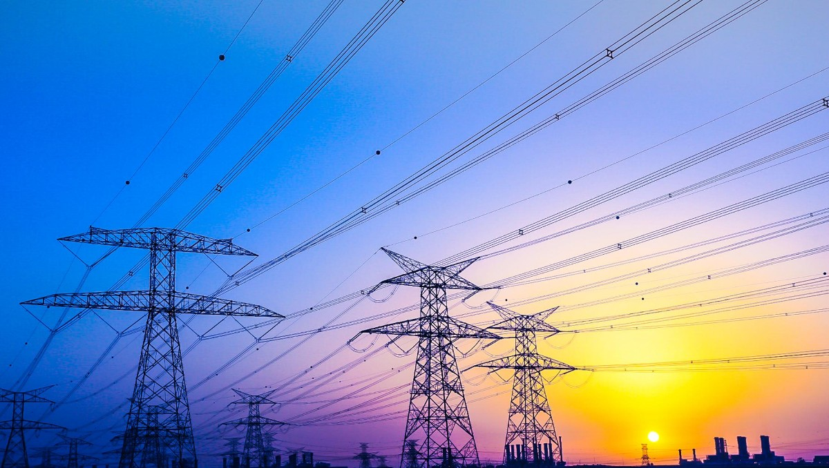 power transmission infrastructure