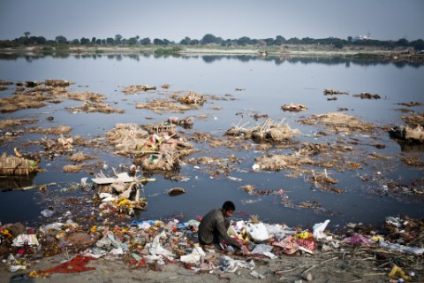 yamuna pollution