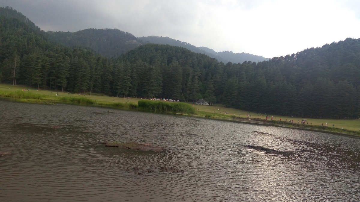action plan for conserving Khajjiar lake