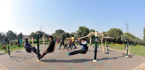Mohali to get open-air gyms