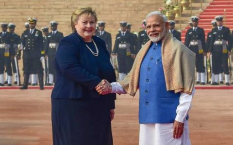 India-Norway-MoU-SDGs