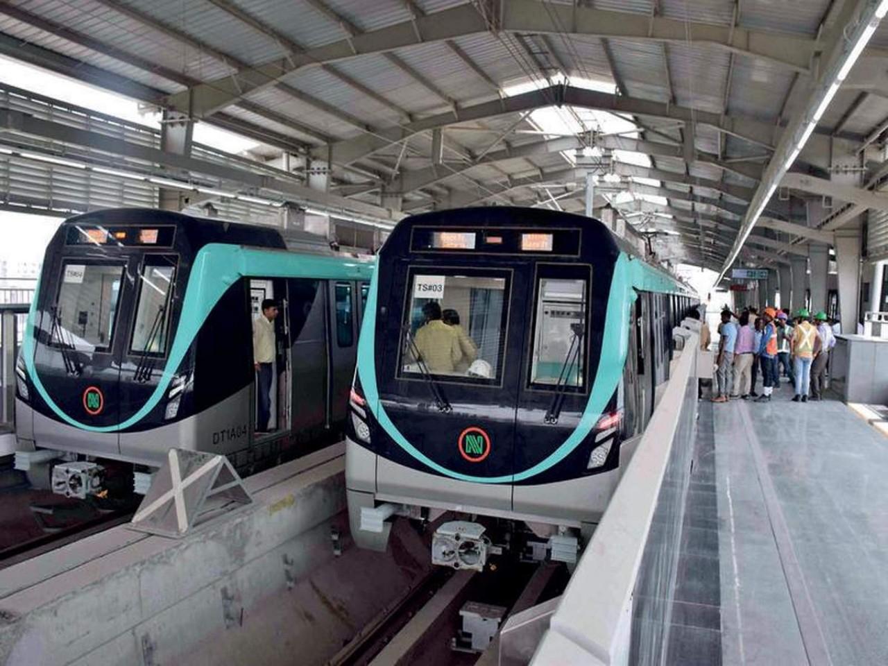 Image result for metro aqua line