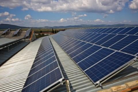 solar rooftop panels