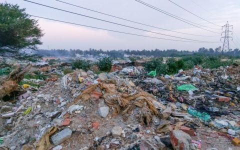 Untreated-waste- Karnataka -CPCB-data