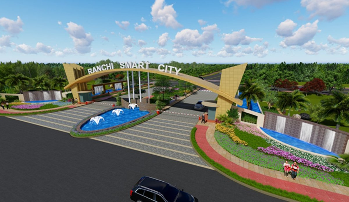 Ranchi Smart City