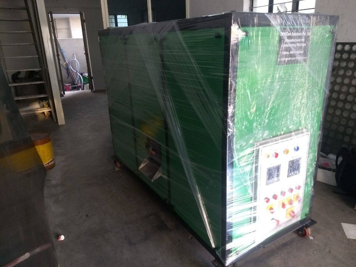 electric compost machines