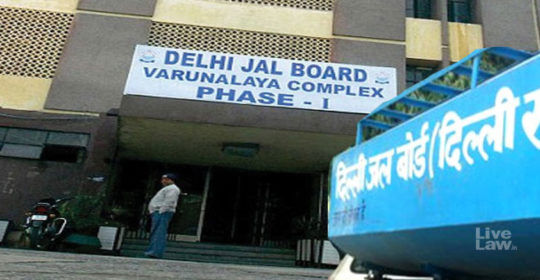 Delhi-jal-board-water-supply-HC