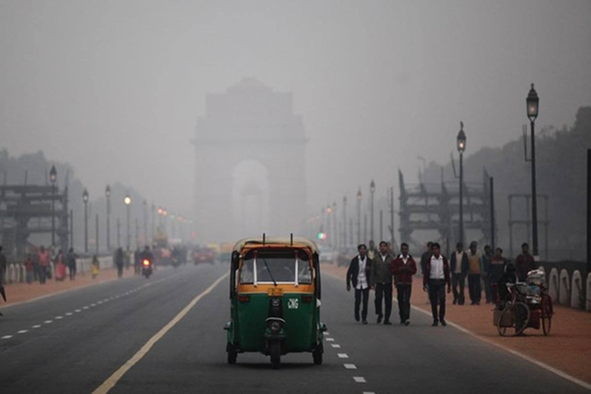 Poor air quality of Delhi