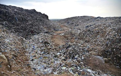 Dumpsites in Bengaluru are contaminating soil