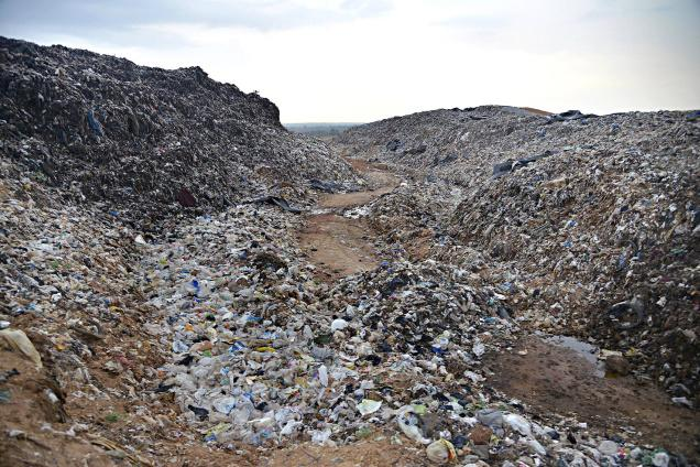 Dumpsites in Bengaluru are contaminating soil