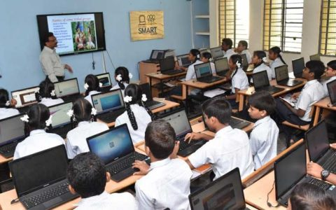 Smarter classrooms to come up in government's schools of excellence