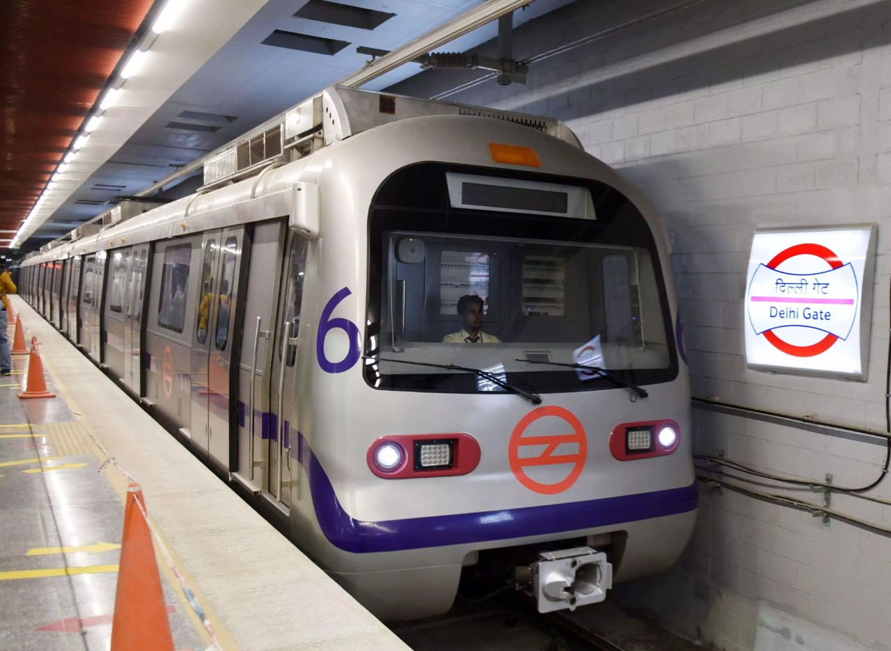 Delhi Metro Starts Operating On Solar Power