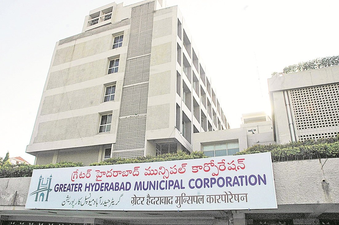 GHMC to make city Saaf and Shandaar'