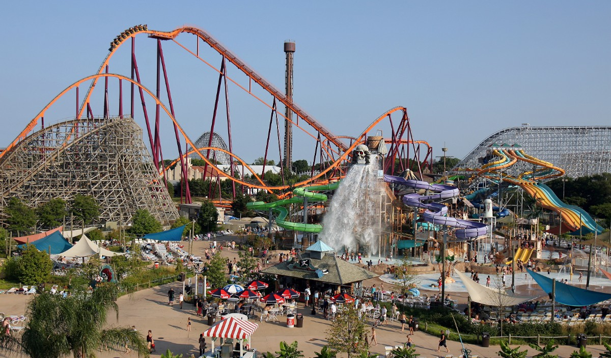 Amusement park to use treated waste water
