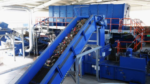 KMC reopens old SWM plant to improve city's solid waste management