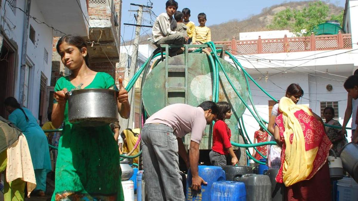 Jaipur is facing water crisis