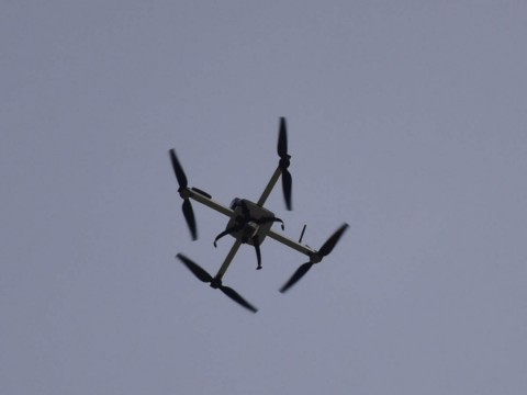 Drones to check dumping of wastes