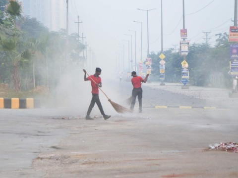 Pollution board takes up complaints on Twitter
