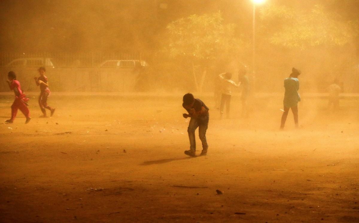 Air quality in Delhi-NCR worsens