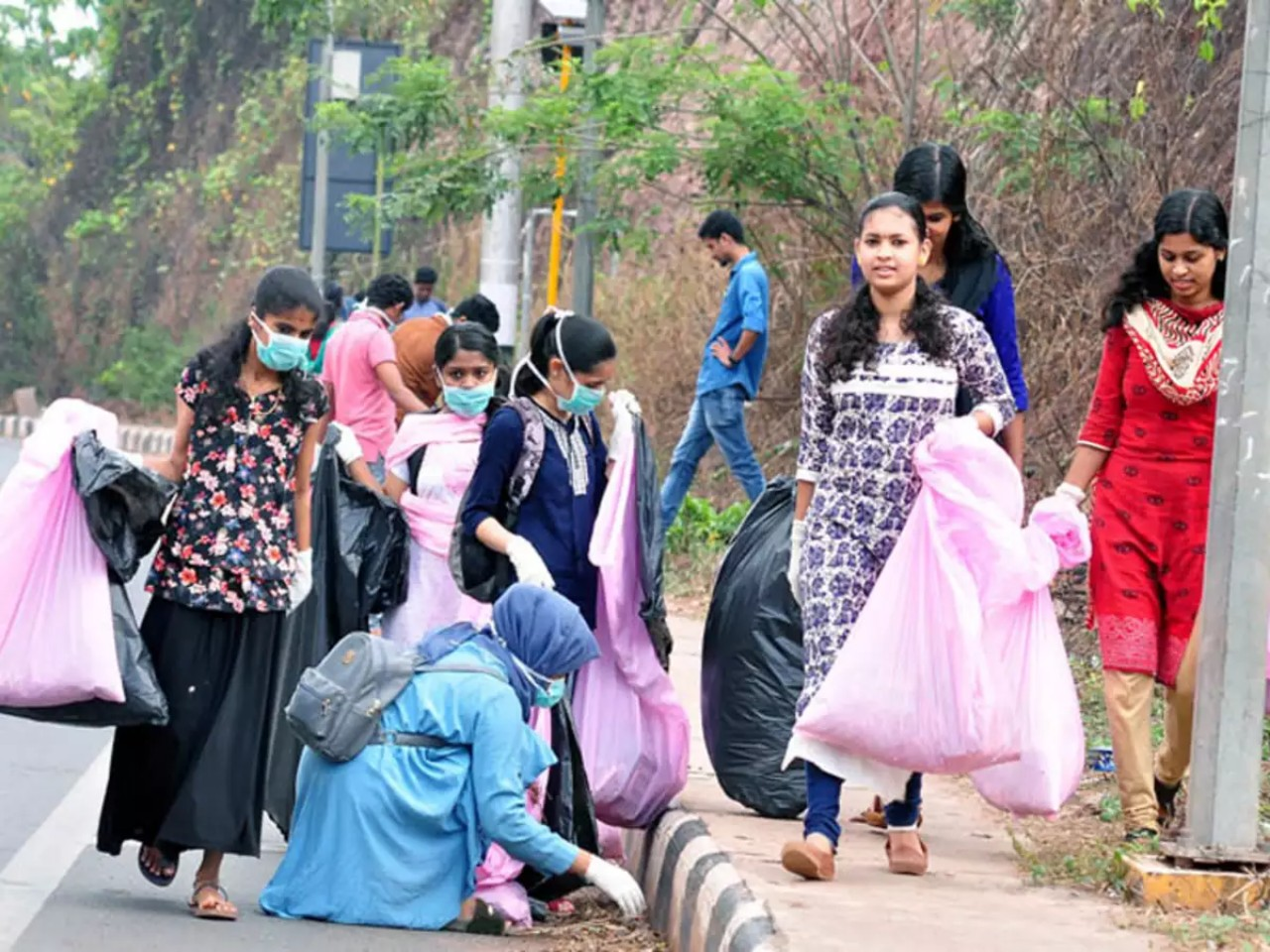 Cleanliness drive launched in Kasaragod
