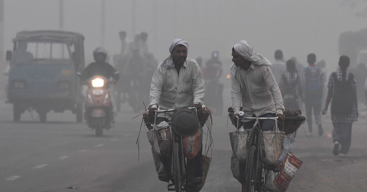 Lucknow, Gorakhpur most polluted in UP