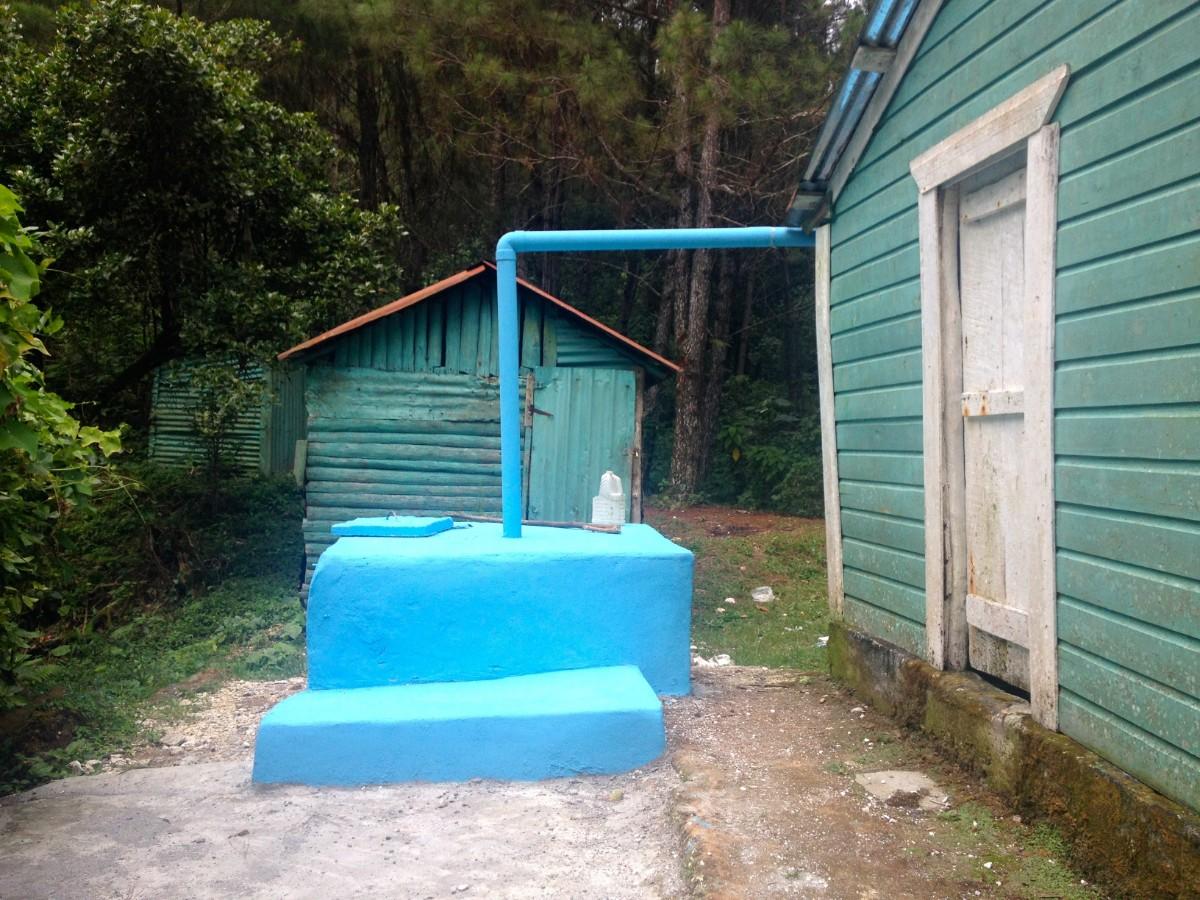 Lack of rainwater harvesting