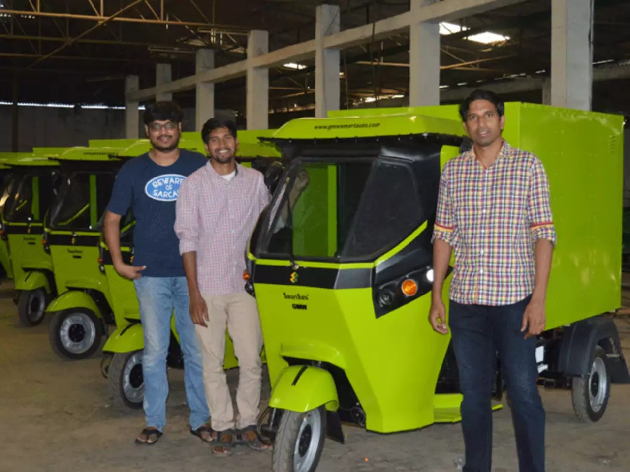 Thanjavur introduces e-vehicles for waste collection