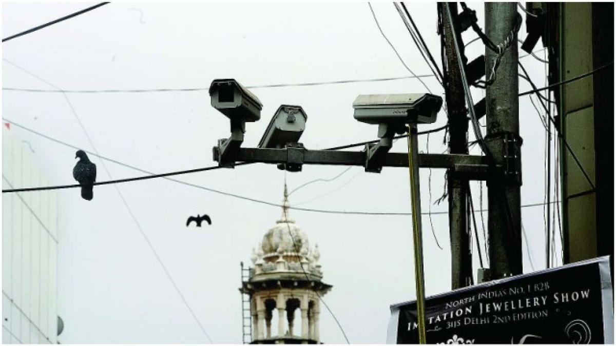 Delhi to get 1.4 lakh CCTV cameras