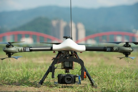 use drones for GIS mapping