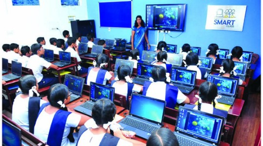 Smart classes to come up in Prayagraj