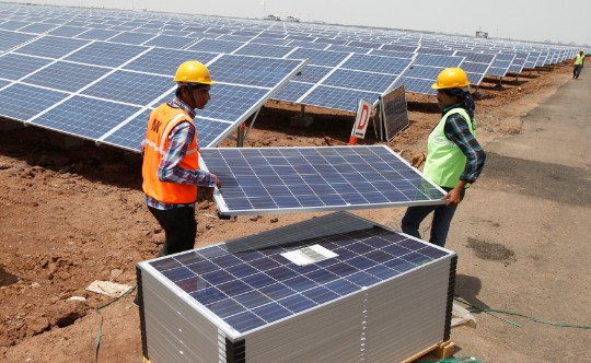 VCMC to implement solar power